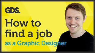 How do I find a Graphic Design job? Ep38/45 [Beginners guide to Graphic Design]