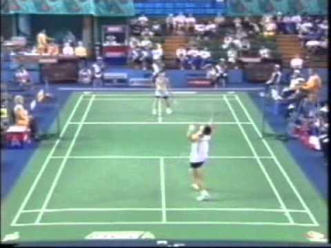 Badminton 1998 - Commonwealth Games Men's Single Final - Wong Choong Hann vs. Yong Hock Kin