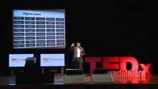 Responsabilidad social individual: Fabian Rabago at TEDxGuadalajara 2014