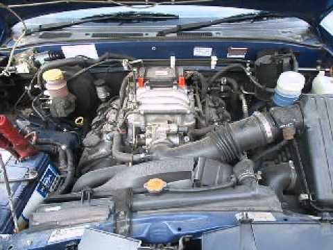 Wrecking 2002 Holden Rodeo 3 2 V6 6vd1 Dohc Tf J12992