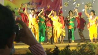 Koli Dance in KV IIT Powai, Mumbai Annual Function 2013