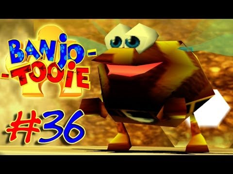 Let's Play Banjo-Tooie - Part 36: Beeline to the Finish!