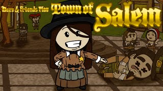 Town of Salem SUB STREAM with Ohm and Mangaminx [VOD] part 1