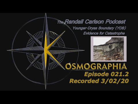 Randall Carlson Podcast Ep021.2 Culturally Sterile layers above Black Mat / Evidence for Catastrophe from YouTube · Duration:  1 hour 12 seconds