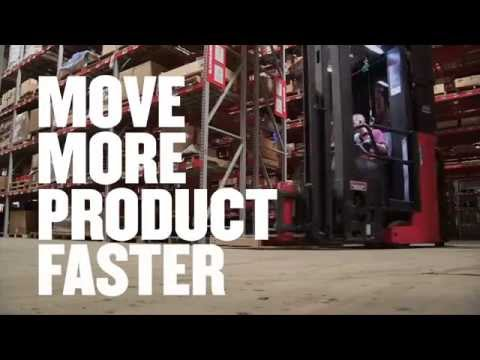 Raymond End To End Solutions - Forklifts, Warehouse Telematics And Material Handling Equipment