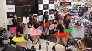 20180823 HMVプレゼンツ ライブプロマンスリーライブ 北海道ご当地アイ...