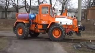 мотовоз ММТ 2 Слобожанец