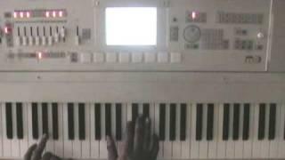 chord breakdown of Juanita Bynum