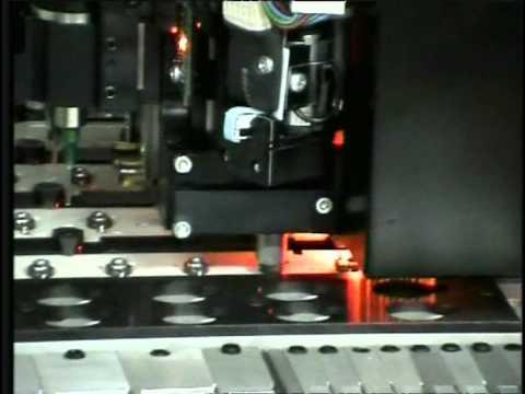 Система автоматического монтажа светодидов