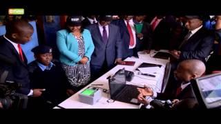 NHIF Launches Biometric Identification