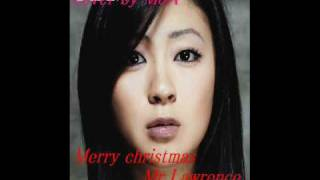 宇多田ヒカル/Merry Christmas Mr.Lawrence-FYI *cover by MoA*