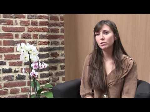 Cécile ancienne étudiante Master Analyse Financière Internationale