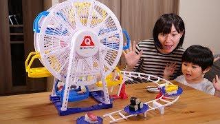 天空パーティー寿し大観覧車 Ferris Wheel Sushi thumbnail