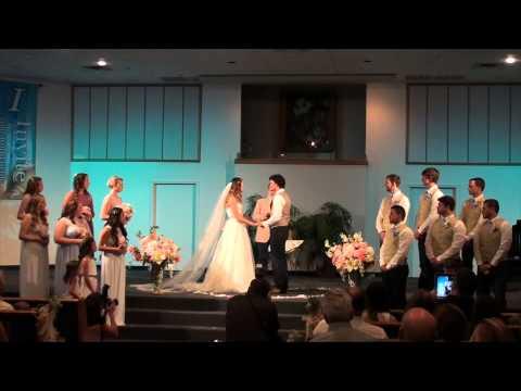 Laney & William Roberts Wedding