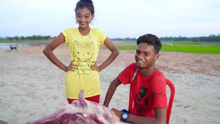 Must Watch New Comedy Video 2021 Challenging Funny Video 2021 Episode 34 By Maha Fun Tv