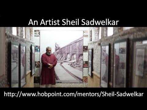 An Artist Sheil Sadwelkar