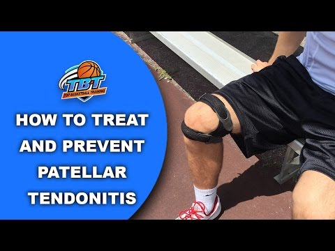 Patellar Tendonitis - How to Treat and Prevent Jumper