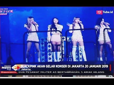 Tiket Konser Blackpink 20 Januari 2018 dapat Dibeli di Tiket.com - SIP 07/12 Mp3