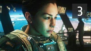 Прохождение Call of Duty: Infinite Warfare [60 FPS] — Часть 3: Оборона порта