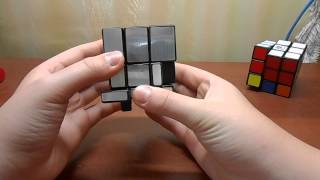 Как собрать зеркальный кубик схема 919