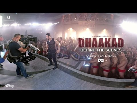 Dangal  Dhaakad  360°   In cinemas December 23