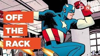 Captain America Returns in Marvel Legacy! | Off the Rack