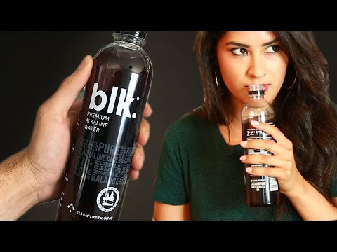 People Try Black Water