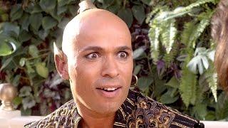 LES NOUVELLES AVENTURES D'ALADIN Bande Annonce Teaser # 2