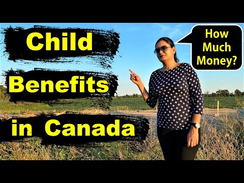 Free Money From Canadian Government For Child Care I Child Care Benefit | Canada Couple