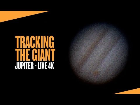 Capture of the Double Space Pulsewave passing Jupiter LIVE!