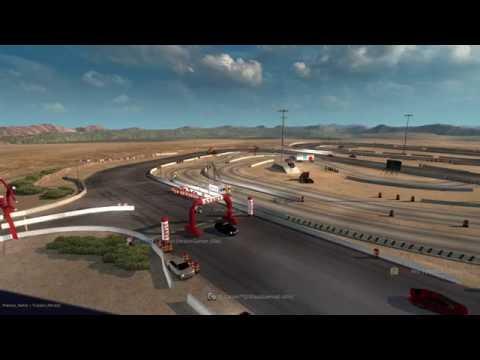 TruckersMP | ATS Tucson Race Track