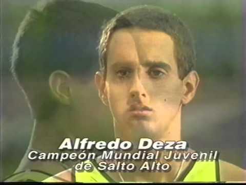 Alfredo Deza High Jump TV Spot 1998