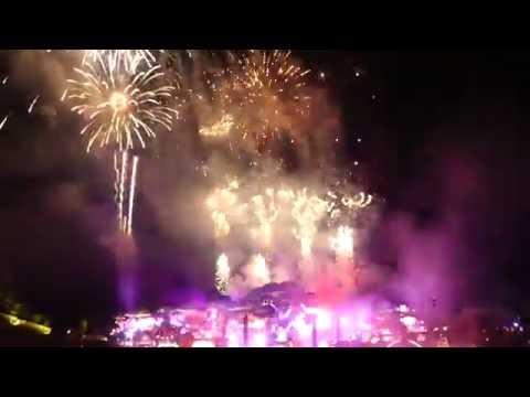 Martin Garrix @ Tomorrowland 2016 - Highlights & Fireworks