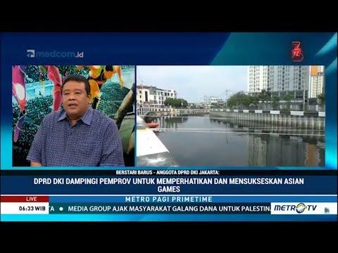 Fasilitas Asian Games Dari Gubernur Anies Dikritik