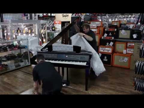 Reidys Piano Installation Service Demonstration