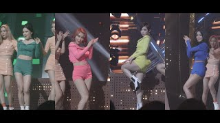 [직캠] 브라운 아이드 걸스 Brown Eyed Girls - 웜홀 Warm Hole (151105 @M! Countdown)