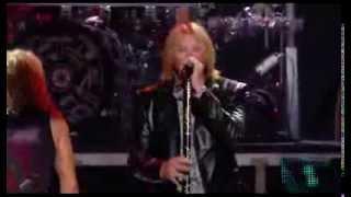 Def Leppard - Animal. Live in Las Vegas 2013