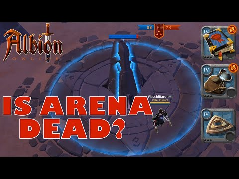 Can The Devs Revive The Arena In Albion Online?