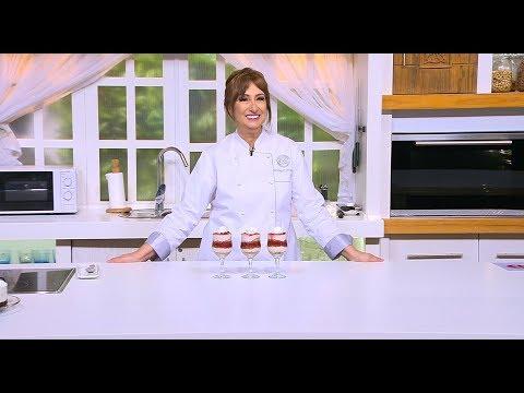 كاسات تشيز كيك الفراولة - كيك أيس كريم كوكيز الشيكولاتة : زي السكر (حلقة كاملة)