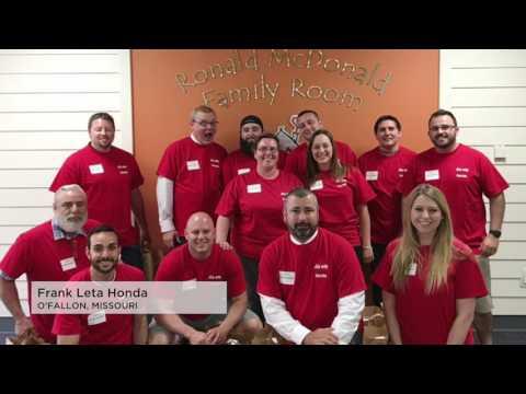 Team Honda Week of Service 2016 Midwest Region