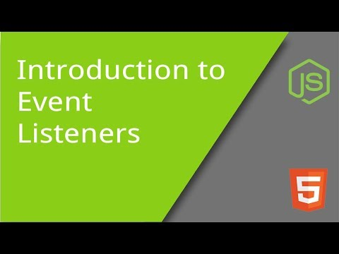 JavaScript Events - YouTube