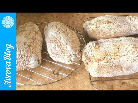 Французские багеты - рецепт с фото