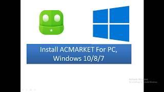 Download lagu Acmarket APK on PC, Windows 10/8/7, Mac, iOS, iPhone