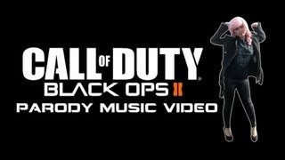 COD Black Ops 2 Parody Music Video Song (Rihanna Birthday Cake)