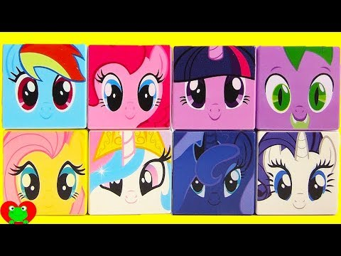 My Little Pony Radz Cubez Limited Edition