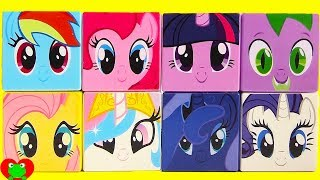 My Little Pony Radz Cubez Limited Edition