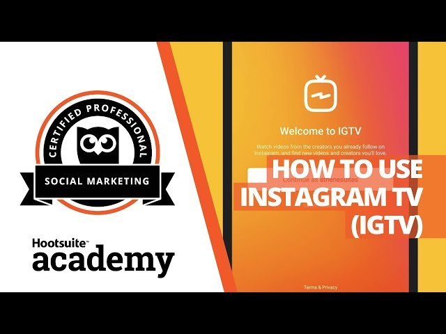 the complete guide to igtv dimensions best practices and creation apps social media today How To Use Igtv The Complete Guide For Marketers