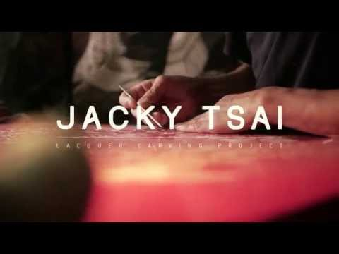 Jacky Tsai lacquer carving project final