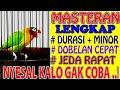 Masteran Lovebird Dobelan Konslet Dan Jeda Rapat  Mp3 - Mp4 Download