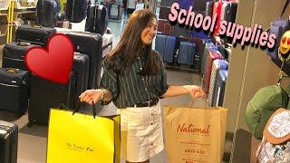 BACK TO SCHOOL HAUL | PHILIPPINES